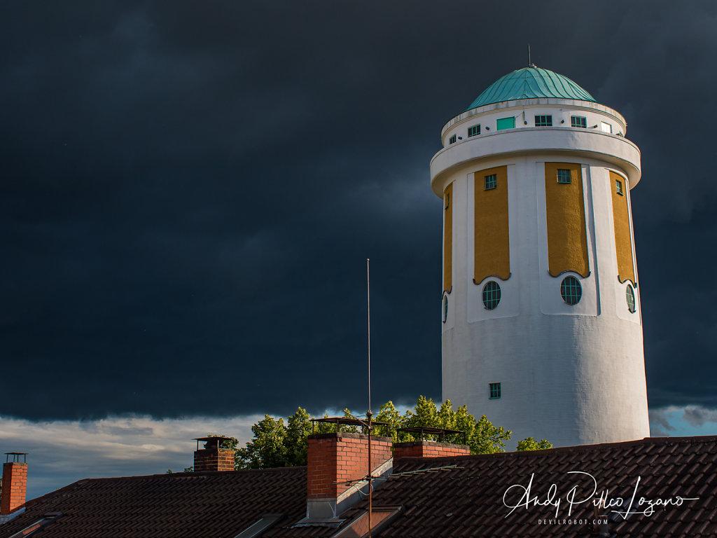 Hockenheim Wasserturm