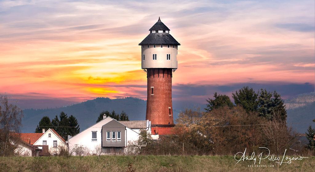 Plankstadt Wasserturm