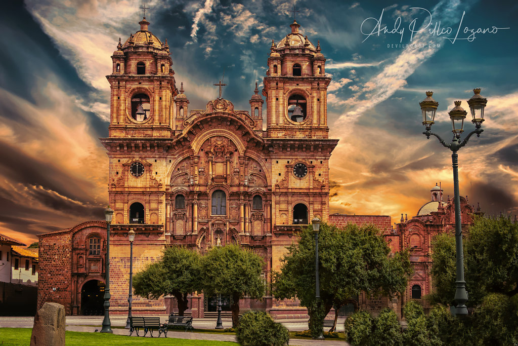 Iglesia De La Compañia De Jesús